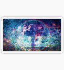 welcome oblivion Transparent Sticker