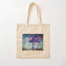welcome oblivion Cotton Tote Bag