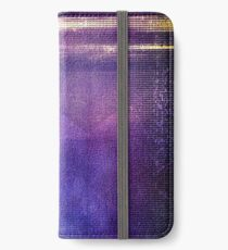 travel by monorail iPhone Wallet/Case/Skin