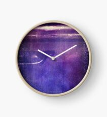 travel by monorail Clock