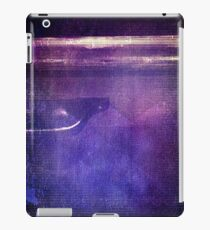 travel by monorail iPad Case/Skin