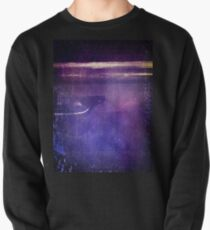 travel by monorail Pullover Sweatshirt
