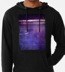 travel by monorail Lightweight Hoodie