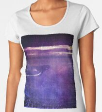travel by monorail Premium Scoop T-Shirt