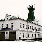 Fire station by Andrey Kudinov