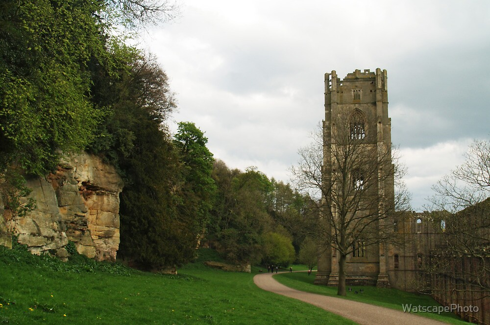 Abbot Huby's Tower 2 by WatscapePhoto
