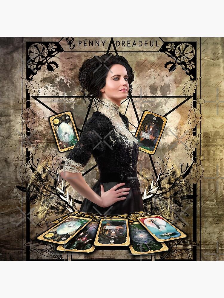 Vanessa Ives Tarot Edge - Penny Dreadful by MIRIAMSMART