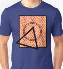 90s Pattern Shapes Unisex T-Shirt