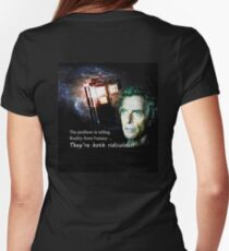 Space, Time, the Tardis & The Doctor T-Shirt