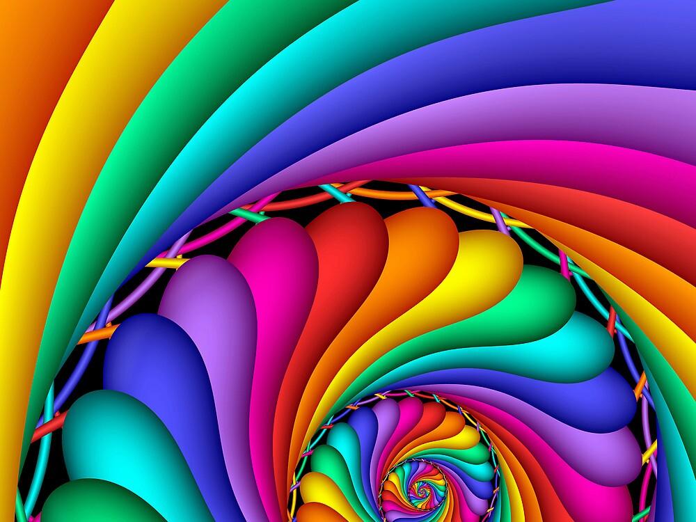 Rainbow Stitchery by Pam Blackstone