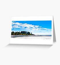 Witty's Lagoon Esquimalt BC Canada Greeting Card