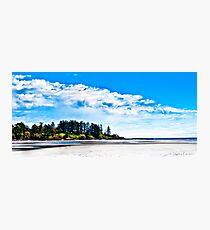 Witty's Lagoon Esquimalt BC Canada Photographic Print