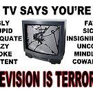 TV Terror by ☼Laughing Bones☾