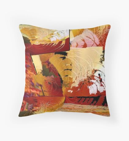 """""""Redeeming Features"""" Throw Pillow"""