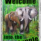 Welcome into the jungle von Anja Semling