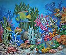 Caribbean Reef by HDPotwin