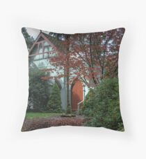 St George's Anglican Church, Mt Wilson, NSW, Australia Throw Pillow