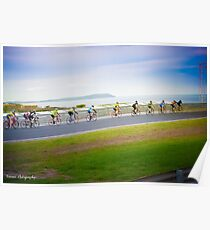 Beautiful day for a ride Poster