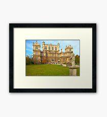 Wollaton Hall (Nottinghamshire) Framed Print