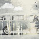Kombi Dreaming by Vin  Zzep