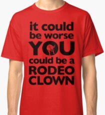 Rodeo Clown Classic T-Shirt