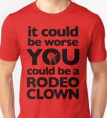 Rodeo Clown Slim Fit T-Shirt