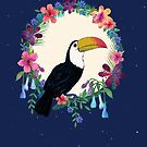 Toucan moon by Susan Mitchell
