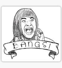 Publizity - Bangs Sticker
