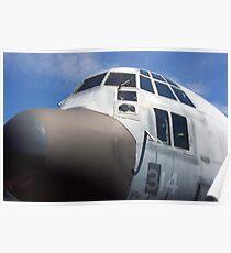 CC-130 Hercules Poster