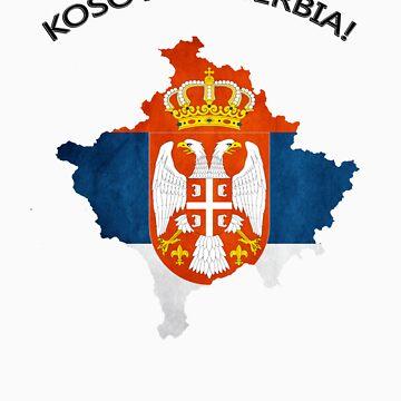 Kosovo Is Serbia (English) by Zammuel