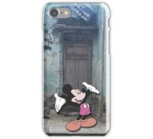 Murky Mooth iPhone Case/Skin