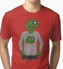 Camiseta de tejido mixto Pepe en jersey pepe