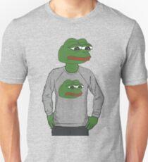 Pepe in pepe sweater Unisex T-Shirt