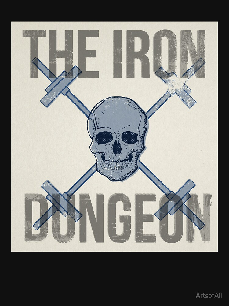 The Iron Dungeon by ArtsofAll