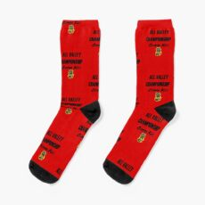 Cobra Kai Sticker Socks