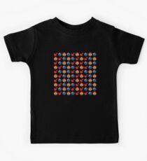 Love Australian Emoji JoyPixels Travel to Australia Kids T-Shirt