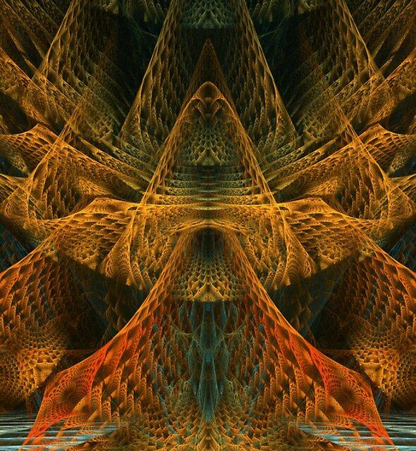 Split Nets by wolfepaw