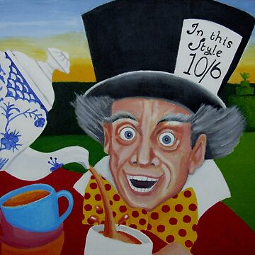 Mad as a Hatter by anni