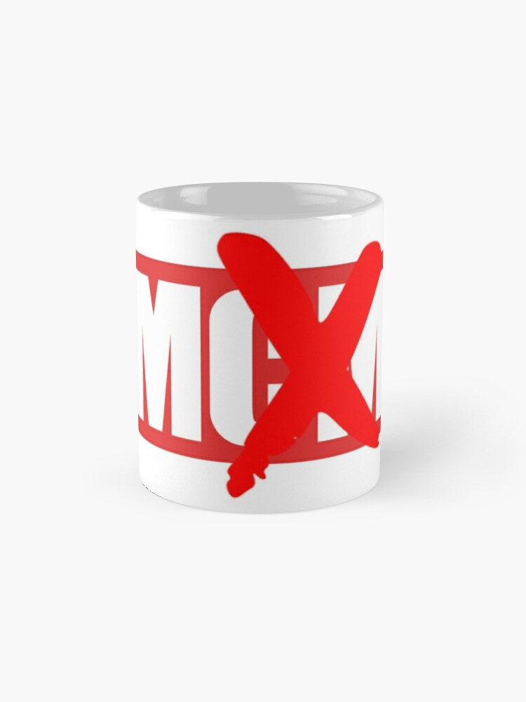 Alternate view of YM(CM)B Mugs