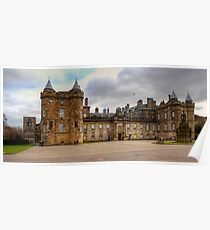 Holyroodhouse Poster
