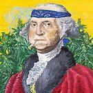 Founding Farmer Marijuana George Washington Legalize Freedom by john michael  barone