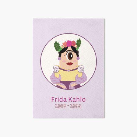Frida Kahlo Art Board Print