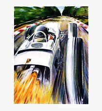 1962 Porsche Type 804 Formula 1 Race Car Photographic Print