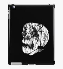 Slashed Skull iPad Case/Skin
