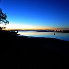 Shorncliffe at pre-dawn. Brisbane, Queensland, Australia. (2) by Ralph de Zilva