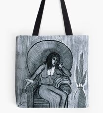 PONDERING OF THOUGHTS Tote Bag