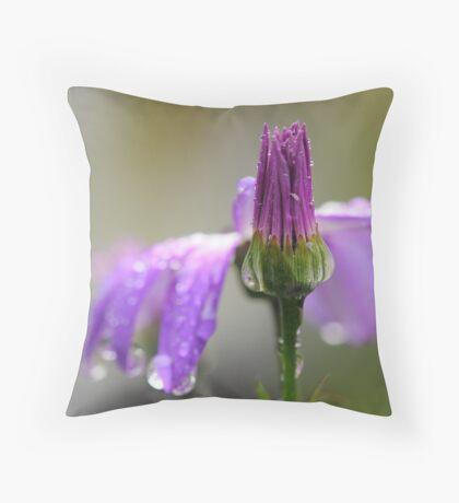 Fragile Beauty ~ Throw Pillow