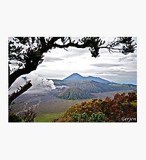 Mount Bromo Photographic Print