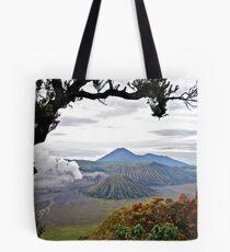 Mount Bromo Tote Bag