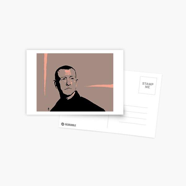 "Steve ""Interesting"" Davis Postcard"